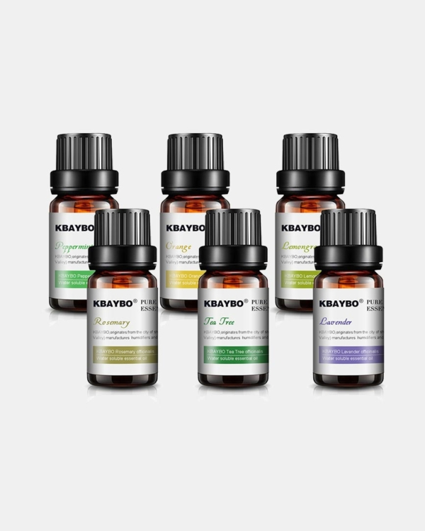 KarmaGear - KBABYO Essential Oils 6-Pack