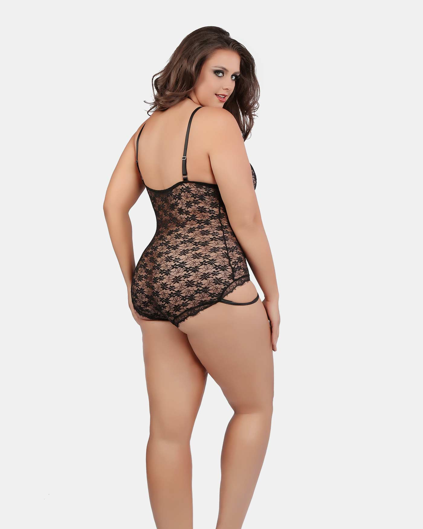 Ariane Lace Hot Teddy