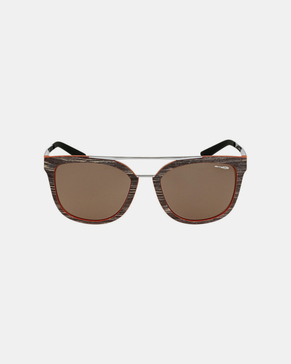 Arnette Juncture Nylon Frame Brown Sunglasses