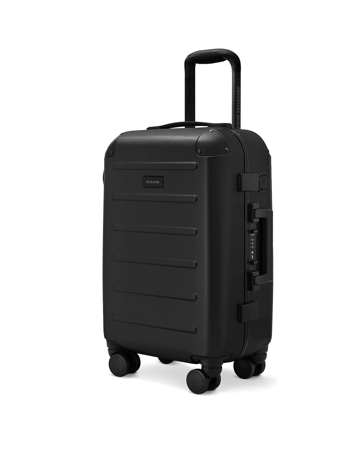 The Carry-On Closet 2.0 - Baltic Black