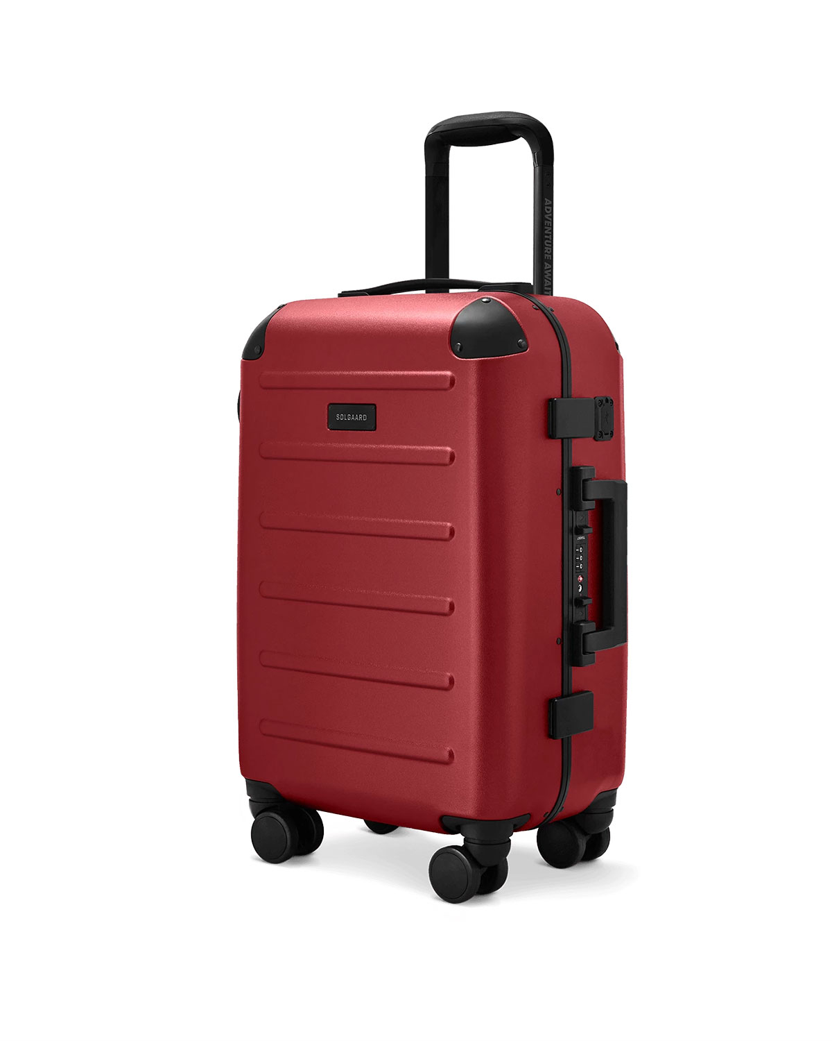 The Carry-On Closet 2.0 - Red