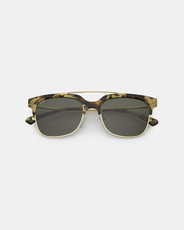 GLVSS Cruise Tortoise-Gold Sunglasses