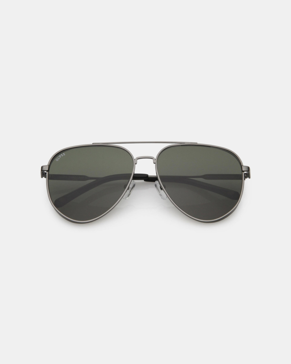 GLVSS Hot Shot Gunmetal Sunglasses