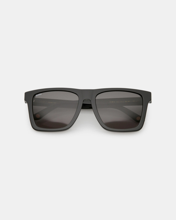 GLVSS Newcomer Black Sunglasses