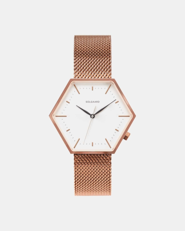 Women's HEX Watch Collection - Aria Mesh
