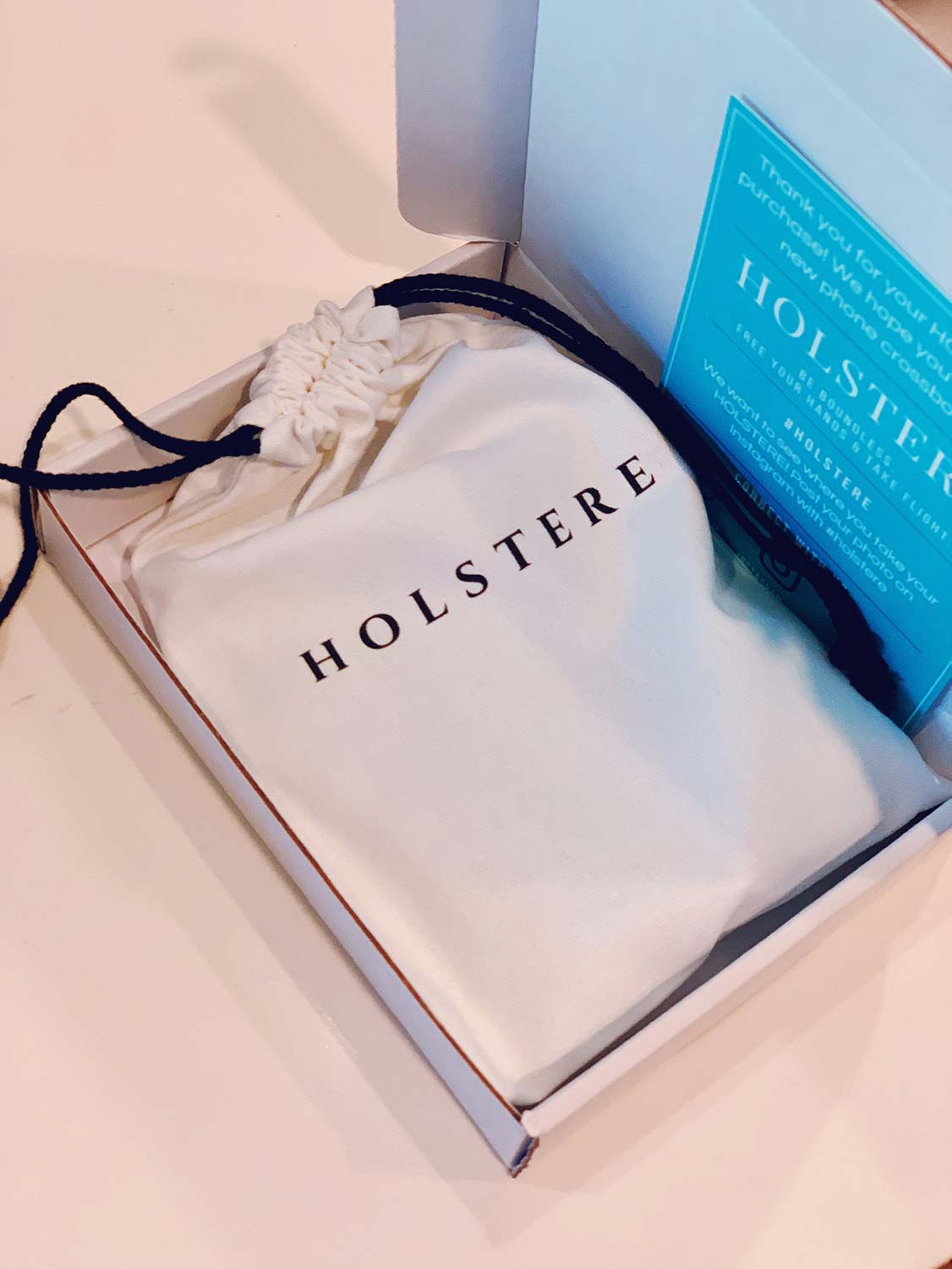 Holstere iPhone Case Crossbody - The Elle