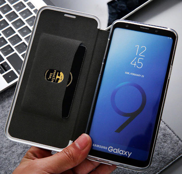 Magnetic Phone Wallet Case - Samsung Galaxy