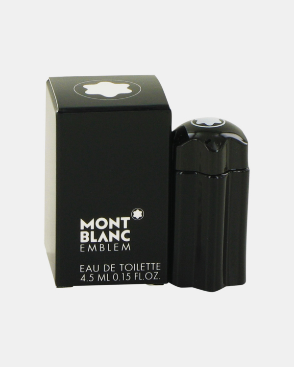 Montblanc Emblem by Mont Blanc 0.15 oz Mini EDT for Men