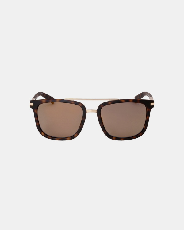 Nautica Brown Lens Unisex Sunglasses