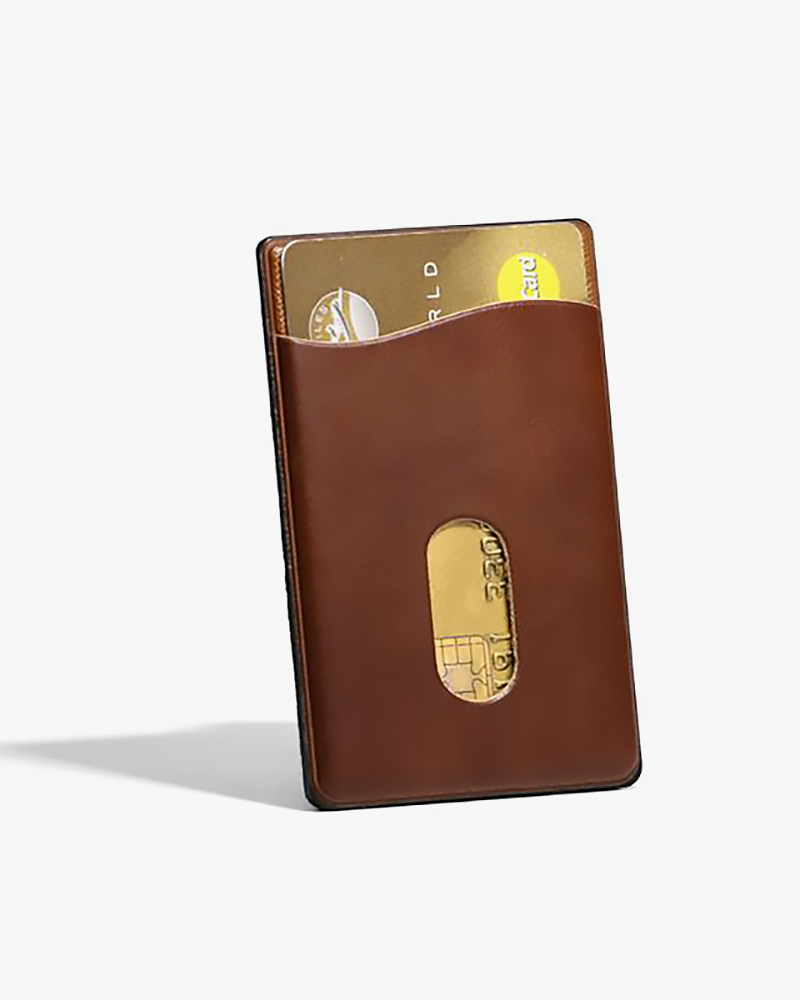 Pakman Wallet - Minimalist Double Sided Wallet