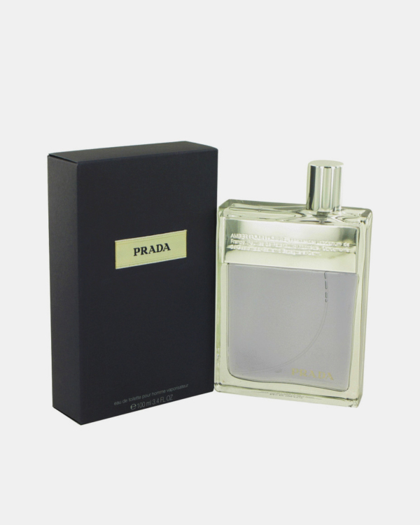 Prada by Prada 3.4 oz Eau De Toilette Spray for Men