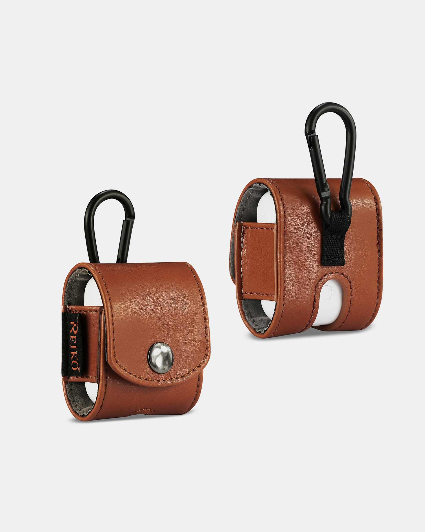 Reiko Leather Case for Airpod