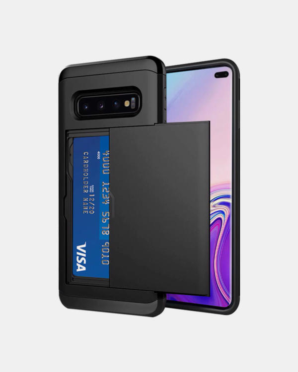 Slim Phone Wallet Case for Samsung Galaxy