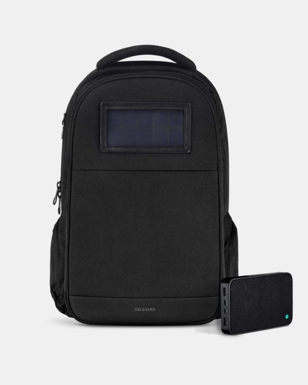 Solgaard Lifepack - Stealth Black
