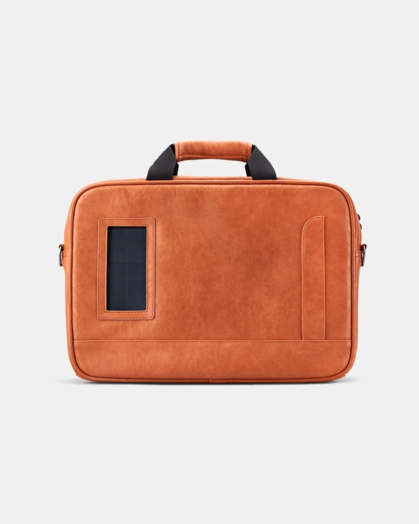 The Shoulder Bag - Cognac