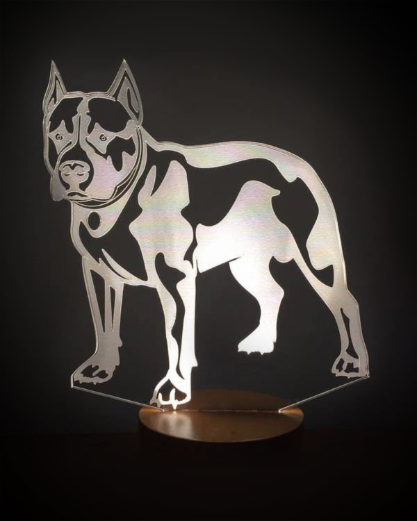 STUDIO BYLAMP Dog Led Light