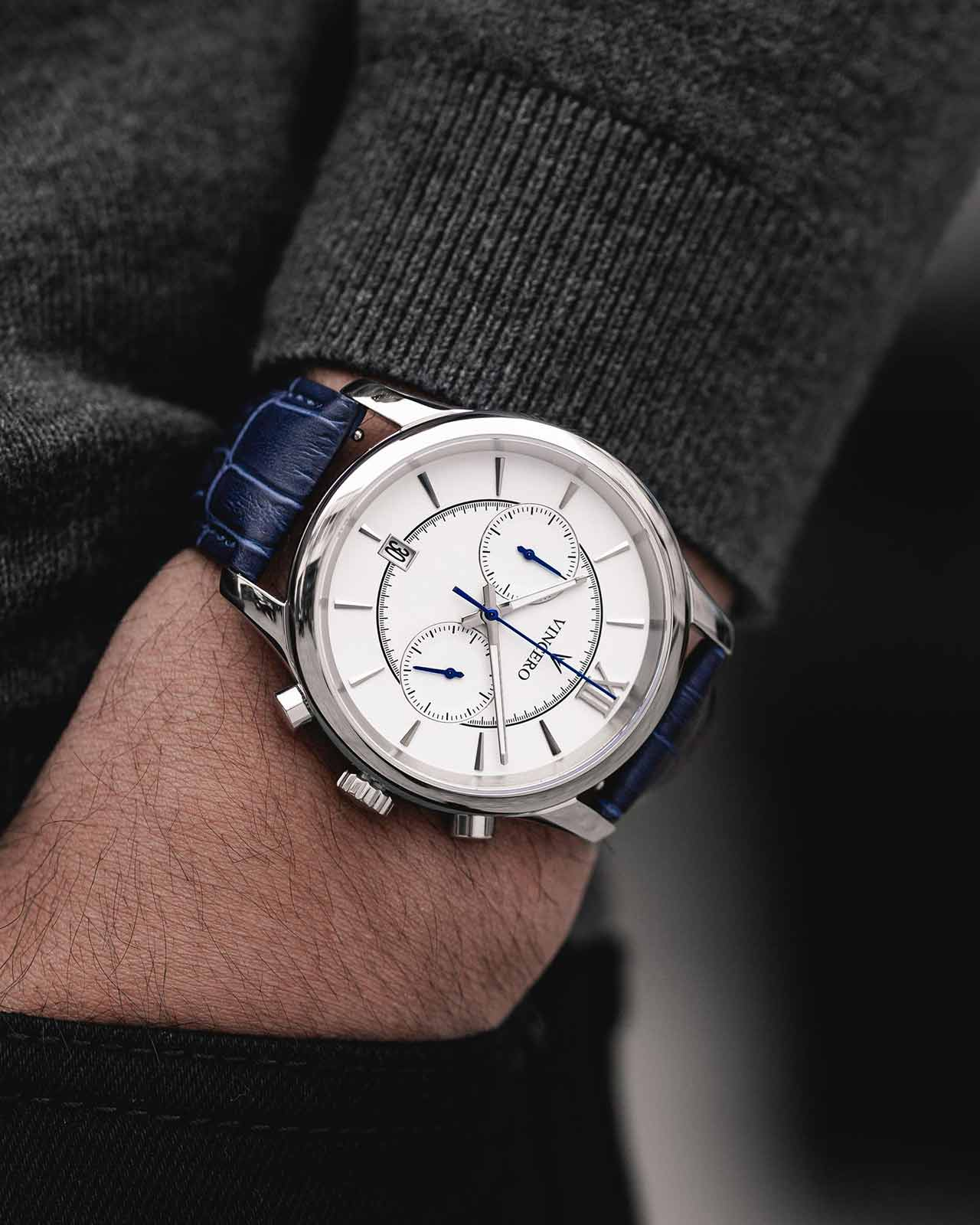 The Bellweather Silver + White