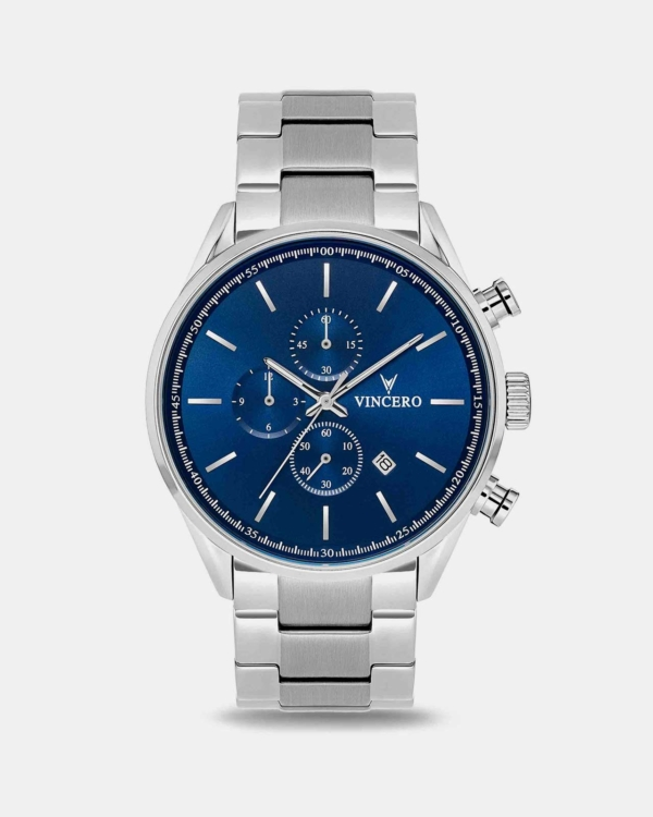 THE CHRONO S Blue Steel
