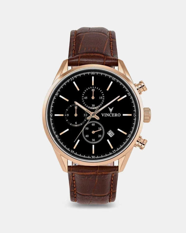 THE CHRONO S Rose Gold