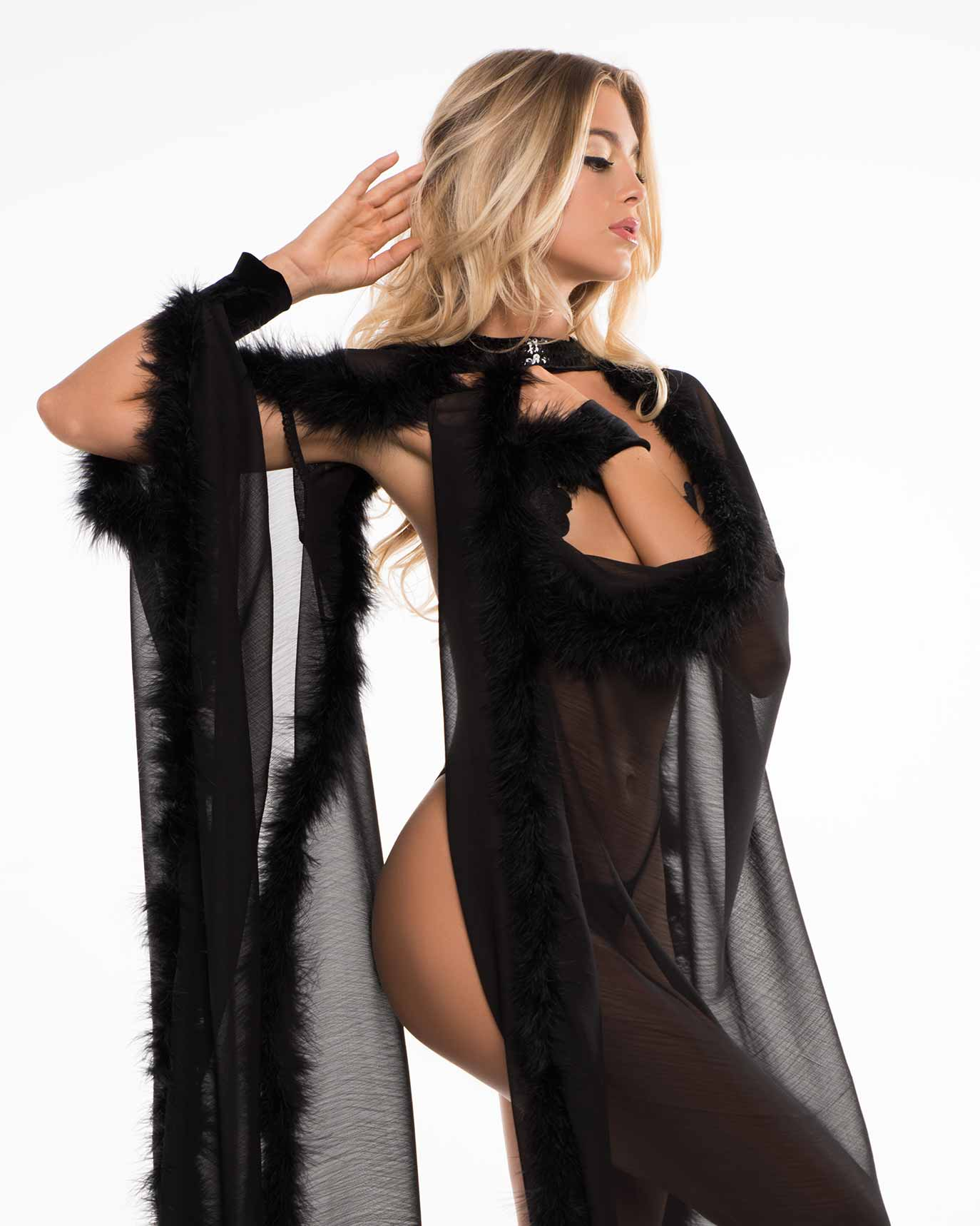 The French Kiss Cape