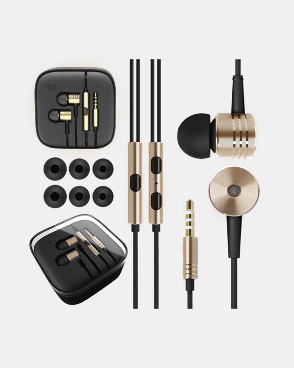 Xiaomi Metallic Piston Earphones