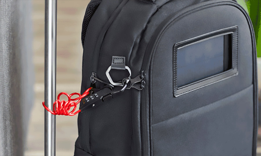 Lifepack: The Solar Powered and Anti-Theft Backpack 2
