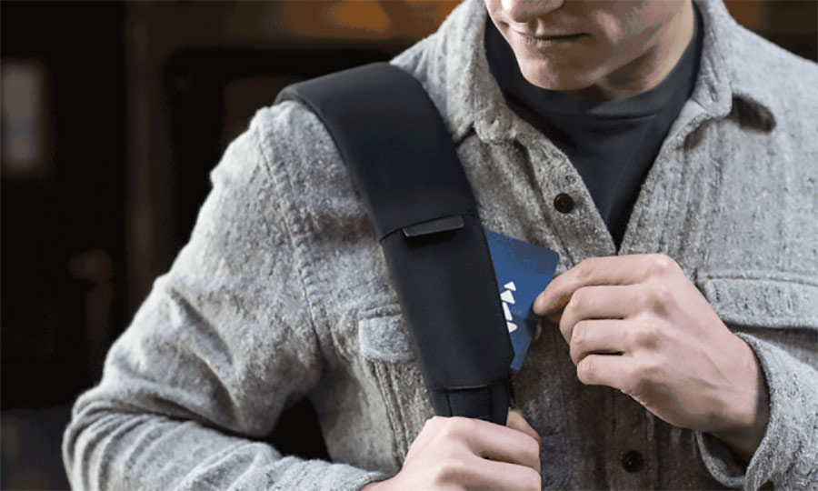 Lifepack: The Solar Powered and Anti-Theft Backpack 1